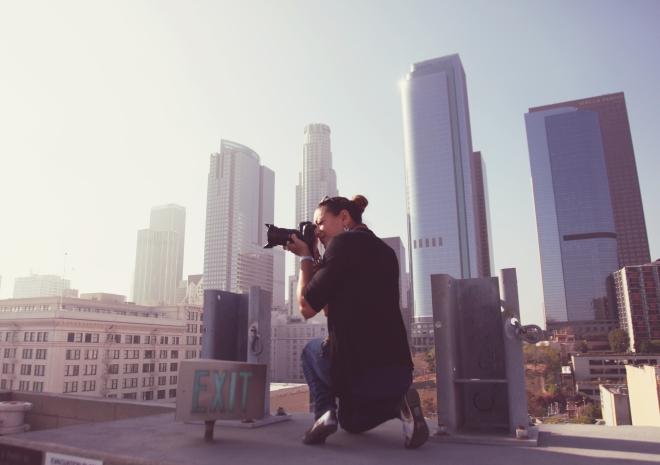 Rooftop Urban Captures © Michael Nissman