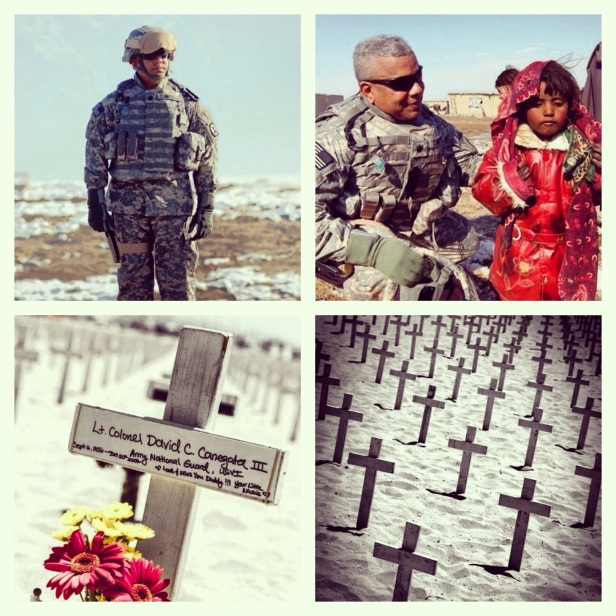 My Dad…My Hero...Lt. Colonel David C. Canegata III