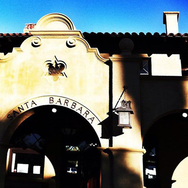 © 2012 Nicole Canegata - Hello Santa Barbara