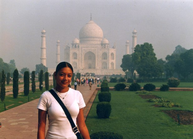 Semester at Sea - The Taj Mahal