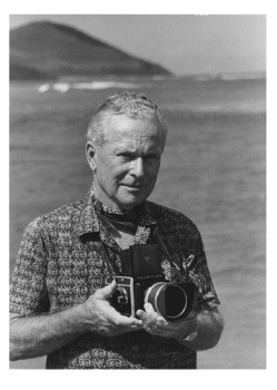 Fritz Henle in the Virgin Islands, 1970