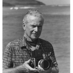 Fritz Henle in the Virgin Islands, 1970