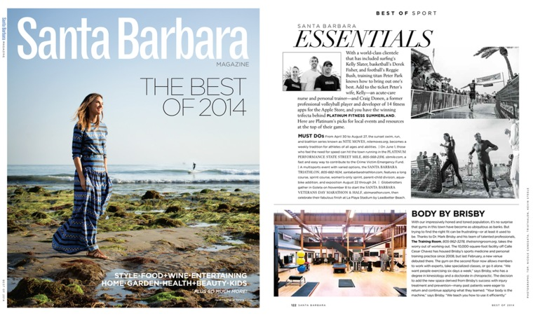 SB Magazine Spring 2014 Issue